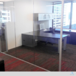 Webb walls Commercial Interior Glass. and Demountable walls