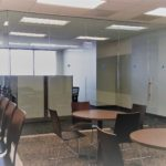 Webb walls Commercial Interior Glass. and Demountable walls. Skyler Glass