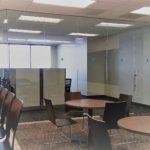 Webb walls Commercial Interior Glass. and Demountable walls. Skyler Glass