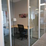 Webb walls Commercial Interior Glass. and Demountable walls . Tempered Glass. Skyler Glass Walls. Tempered Glass.