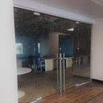 Webb Walls Commercial interior glass and demountable walls