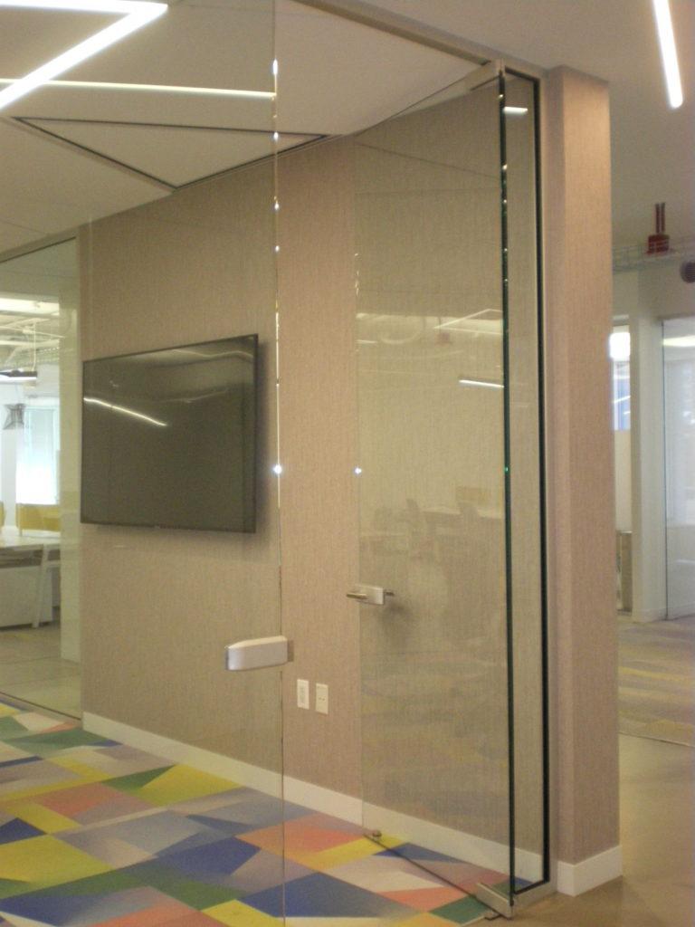 Skyler Glass Tempered Glass Webb Walls